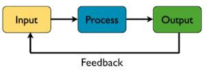 feedback - input output